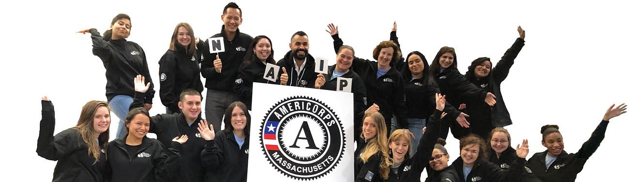 NAIP AmeriCorps 2019-2020 cohort